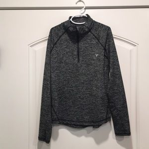 Old Navy Active quarter zip shirt youth L